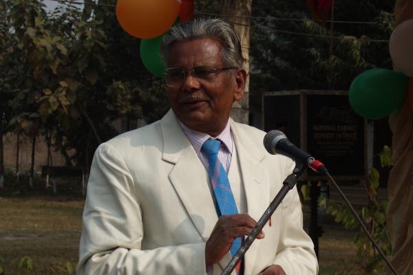 Founder Chairman R P Gupta
